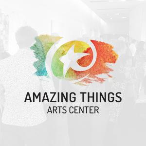 Amazing Things arts center logo thumbnail