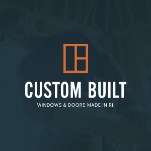 Custom Built Windows & Doors made in RI logo thumbnail
