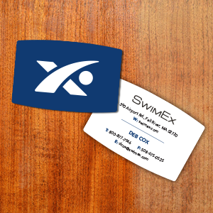 swimex business cards print thumbnail