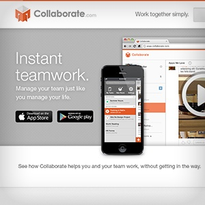 Collaborate Webpage preview thumbnail