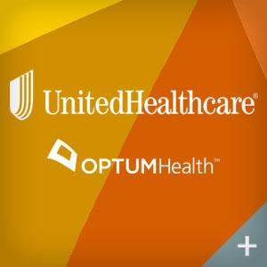 United Healthcare logo Optum Health