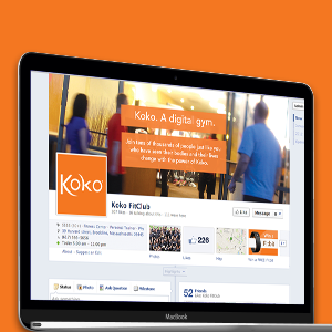 koko fitclub current gym is outdated Marketing facebook page thumbnail